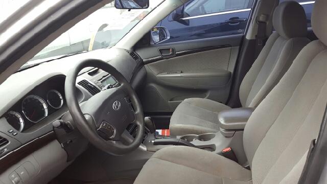 2009 hyundai sonata gls 4dr sedan in dallas tx mega for Mega motors lake june