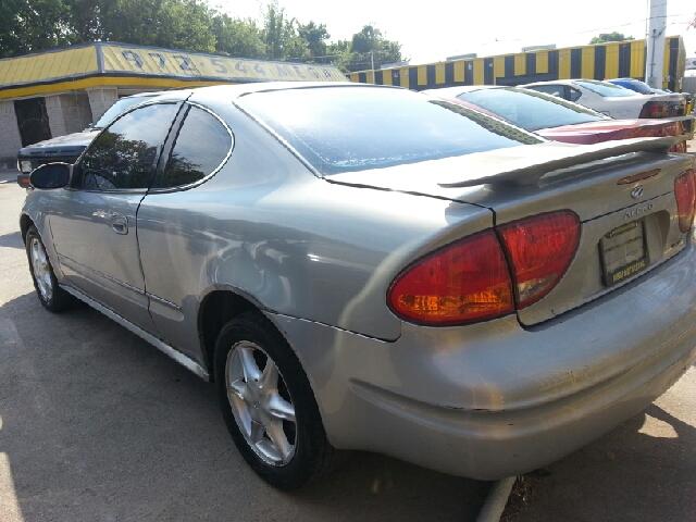 2000 Oldsmobile Alero Gl 2dr Coupe In Dallas Tx Mega