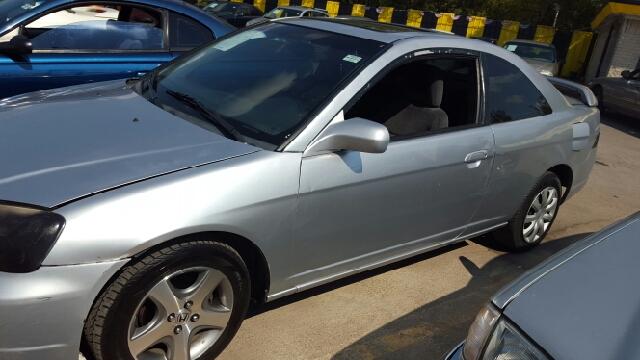 2001 Honda Civic