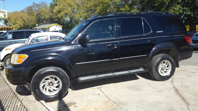 2002 toyota sequoia limited 2wd 4dr suv in dallas tx for Mega motors on buckner