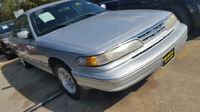 1997 Ford Crown Victoria For Sale In Idaho