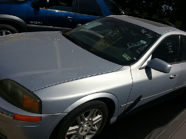 2002 Lincoln Ls Base 4dr Sedan V8 Dallas Tx