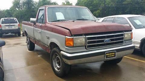 1989 Ford F-250 for sale in Dallas, TX