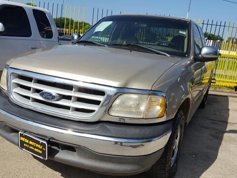 1999 ford f 150 for sale in dallas tx for Mega motors inc duncanville tx