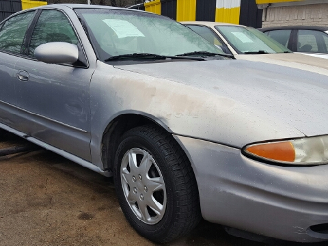 2000 Oldsmobile Alero for sale in Dallas, TX