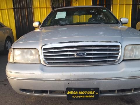 1998 ford crown victoria for sale in new york for Mega motors inc duncanville tx