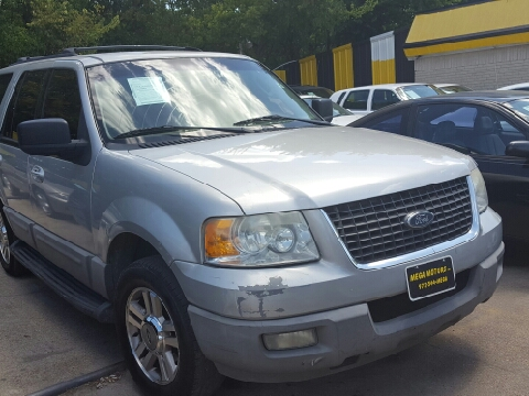 2003 ford expedition for sale texas for Mega motors on buckner