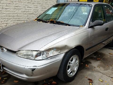 1998 chevrolet prizm for sale for Mega motors inc duncanville tx