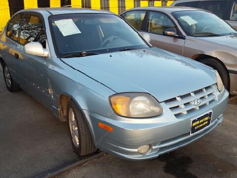 Hyundai Accent For Sale Dallas Tx