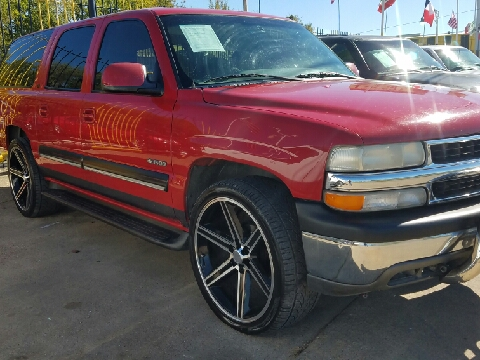 2001 Chevrolet Suburban for sale in Dallas, TX