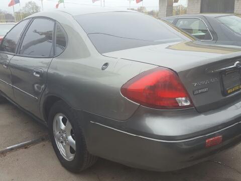 2003 ford taurus for sale in texas for Mega motors inc dallas tx