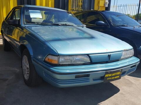 1994 Pontiac Sunbird for sale in Dallas, TX