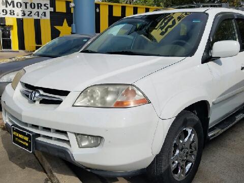 Acura mdx for sale dallas tx for Mega motors lake june