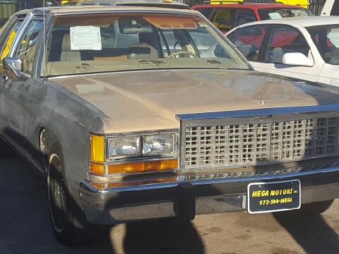 1985 Ford LTD Crown Victoria for sale in Dallas, TX