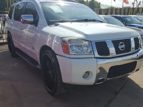 2006 Nissan Armada for sale in Dallas, TX