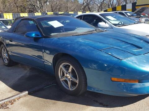 1994 Pontiac Firebird for sale in Dallas, TX