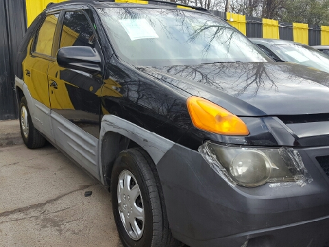 2001 Pontiac Aztek for sale in Dallas, TX