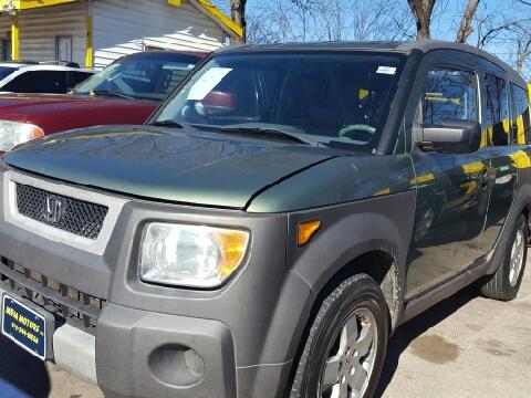 2003 Honda Element for sale in Dallas, TX