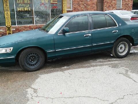 1996 mercury grand marquis for sale north dakota for Mega motors inc duncanville tx