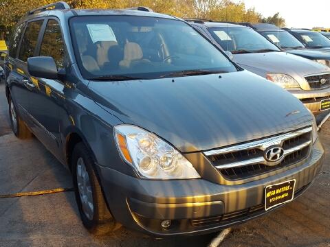 Hyundai entourage for sale texas for Mega motors houston tx