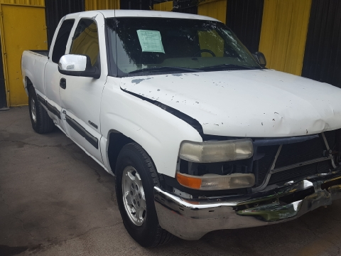 2001 Chevrolet Silverado 1500 for sale in Dallas, TX