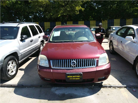 2006 Mercury Montego for sale in Dallas, TX