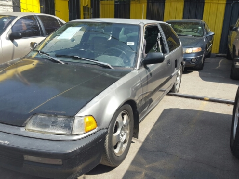1990 honda civic for sale killeen tx for Ole ben franklin motors knoxville