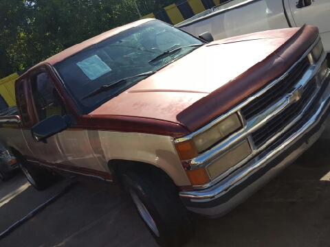 1992 Chevrolet C/K 1500 Series