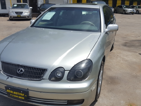 2000 Lexus GS 300 for sale in Dallas, TX