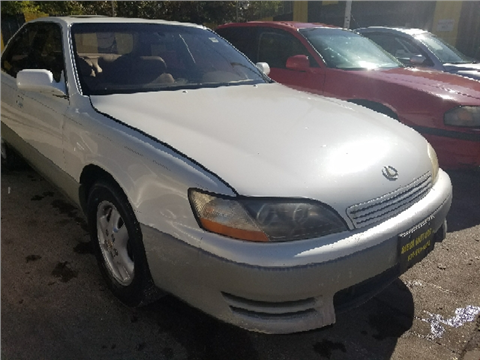 1996 lexus es 300 for sale in las vegas nv for Mega motors inc dallas tx