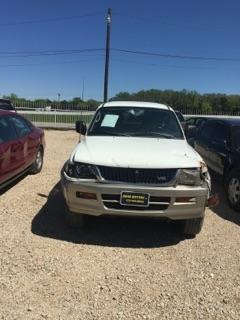 1998 Mitsubishi Montero Sport for sale in Seagoville, TX