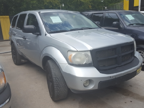 Dodge durango for sale in dallas tx for Mega motors lake june