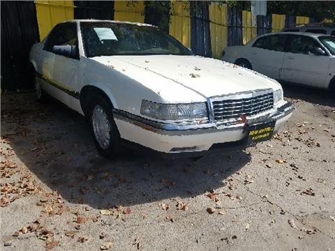 Cadillac eldorado for sale in texas for Mega motors lake june