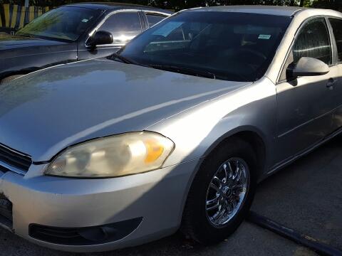 2006 chevrolet impala for sale dallas tx for Mega motors inc dallas tx