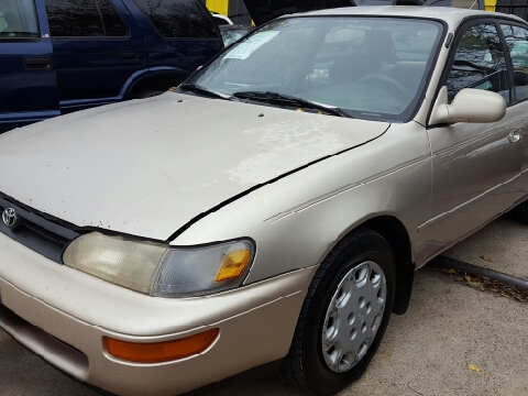 1994 Toyota Corolla for sale in Seagoville, TX
