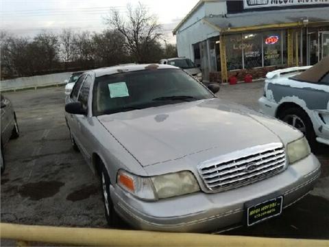 2004 Ford Crown Victoria for sale in Dallas, TX
