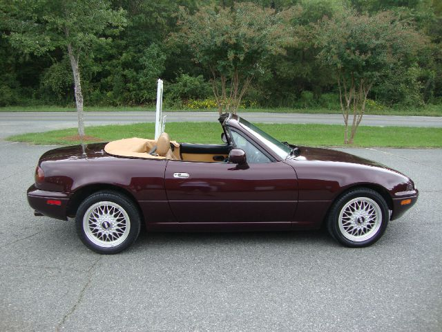 1995 mazda mx 5 miata m edition 2dr convertible for sale in monroe charlotte monroe pristine. Black Bedroom Furniture Sets. Home Design Ideas