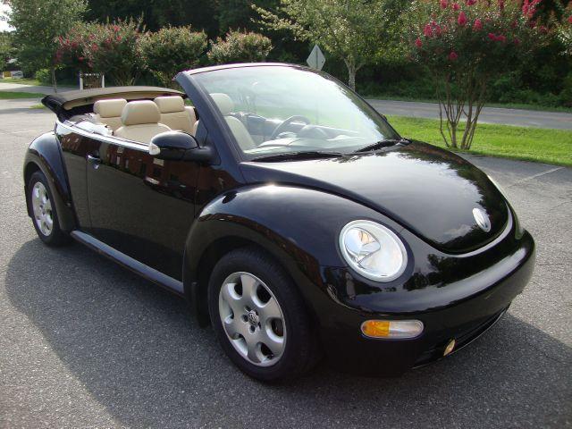 2003 volkswagen beetle gls 2 0l convertible monroe nc. Black Bedroom Furniture Sets. Home Design Ideas