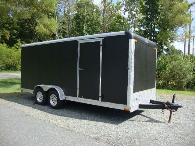 2001 CAR MATE Eagle Car Hauler 8 X 18