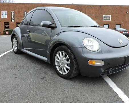2004 Volkswagen New Beetle