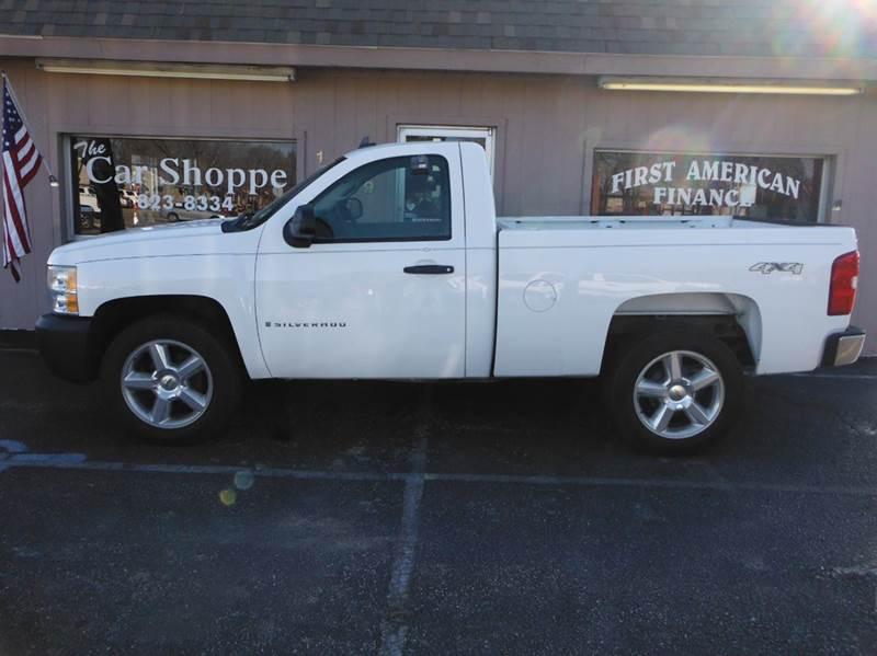 Used Chevrolet Trucks for sale in Salina, KS - Carsforsale.com