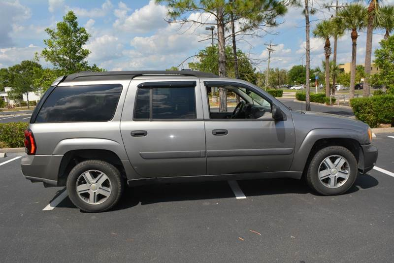 2005 chevrolet trailblazer ext lt 4dr suv in lehigh acres. Black Bedroom Furniture Sets. Home Design Ideas