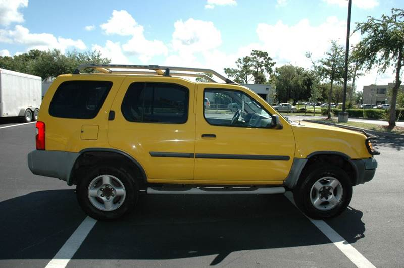 2001 nissan xterra 4dr xe v6 4wd suv in lehigh acres fl. Black Bedroom Furniture Sets. Home Design Ideas