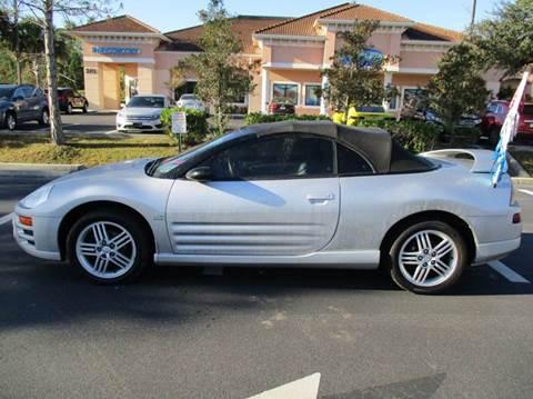 2003 Mitsubishi Eclipse Spyder for sale in Lehigh Acres, FL