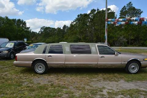 1996 Lincoln Town Car for sale in Lehigh Acres, FL