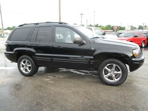 2001 Jeep Grand Cherokee for sale in Poplar Bluff, MO