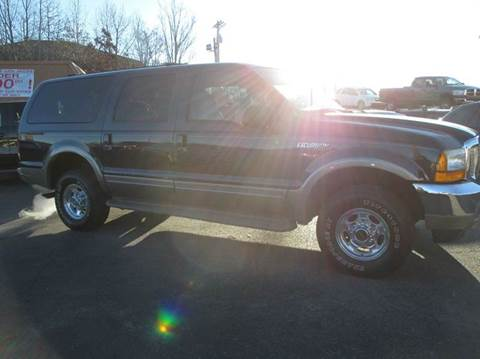 2000 Ford Excursion