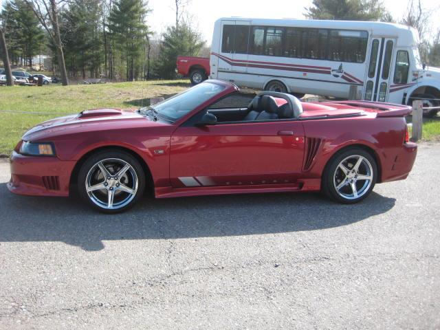 2004 Ford Mustang Saleen In Milton Vt Hartley Auto Sales Service