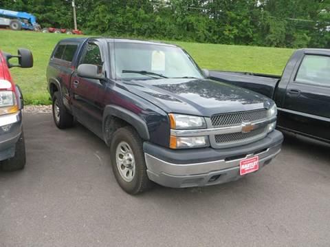 2005 Chevrolet Silverado 1500 for sale in Milton, VT
