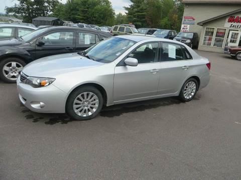 2008 Subaru Impreza for sale in Milton, VT